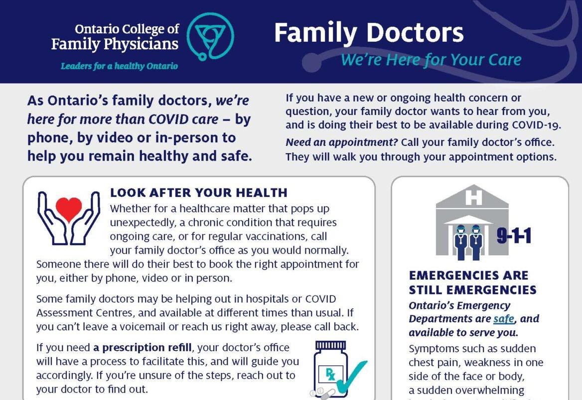 How We Are Providing Care (PDF)